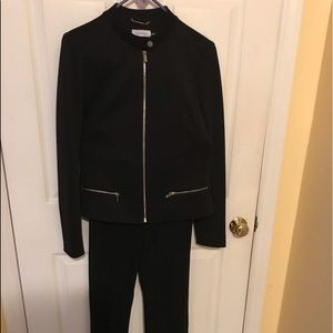 Calvin Klein casual suit